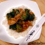 Chinese Take-Out Style Chicken with Broccoli