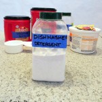 Dishwasher Detergent for Extremely Hard Water