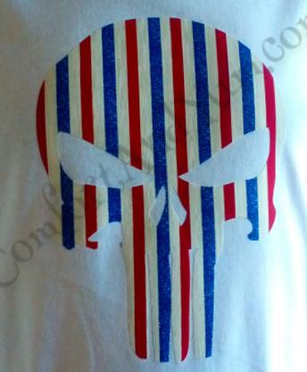 The Punisher - Closeup