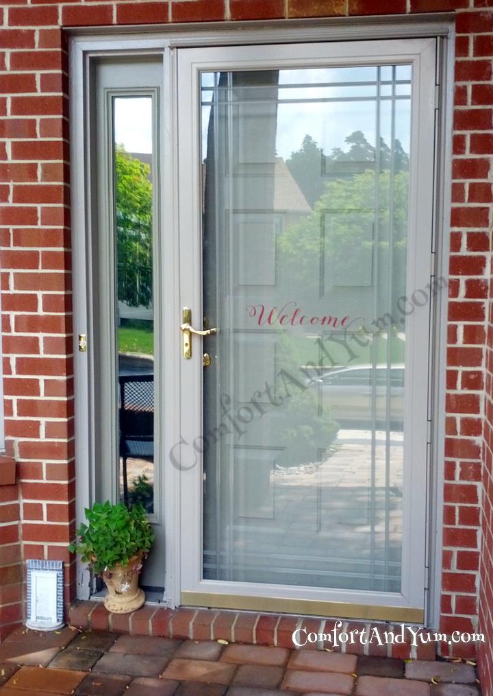 Welcome Front Door