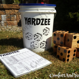 Yardzee Set - Play Anywhere