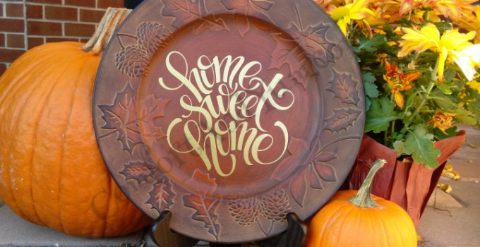 Beautiful Thanksgiving Decor for Under $5